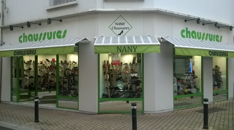 NANY CHAUSSURES