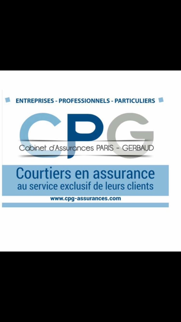 ASSURANCES CPG PARIS GERBAUD