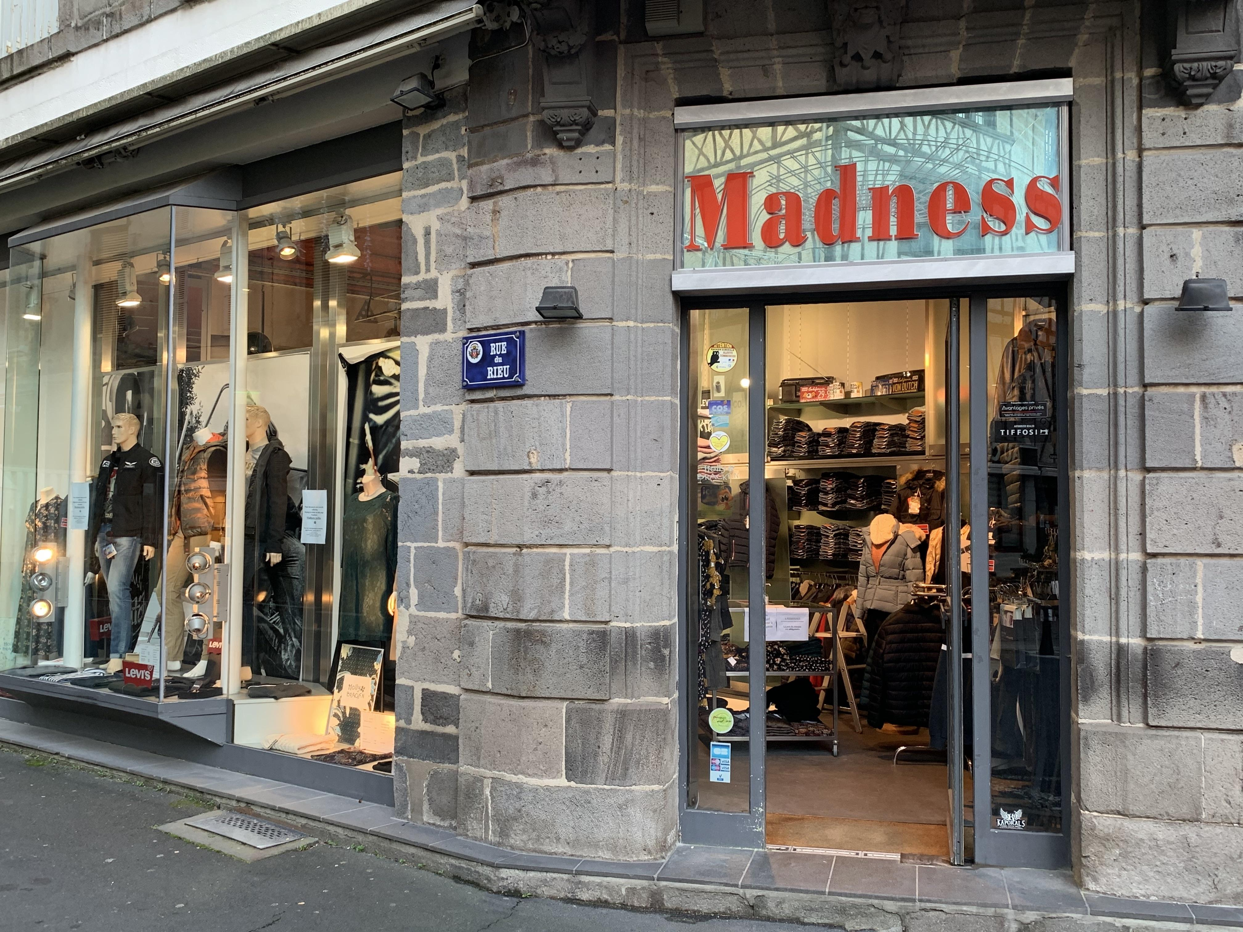 Madness Aurillac