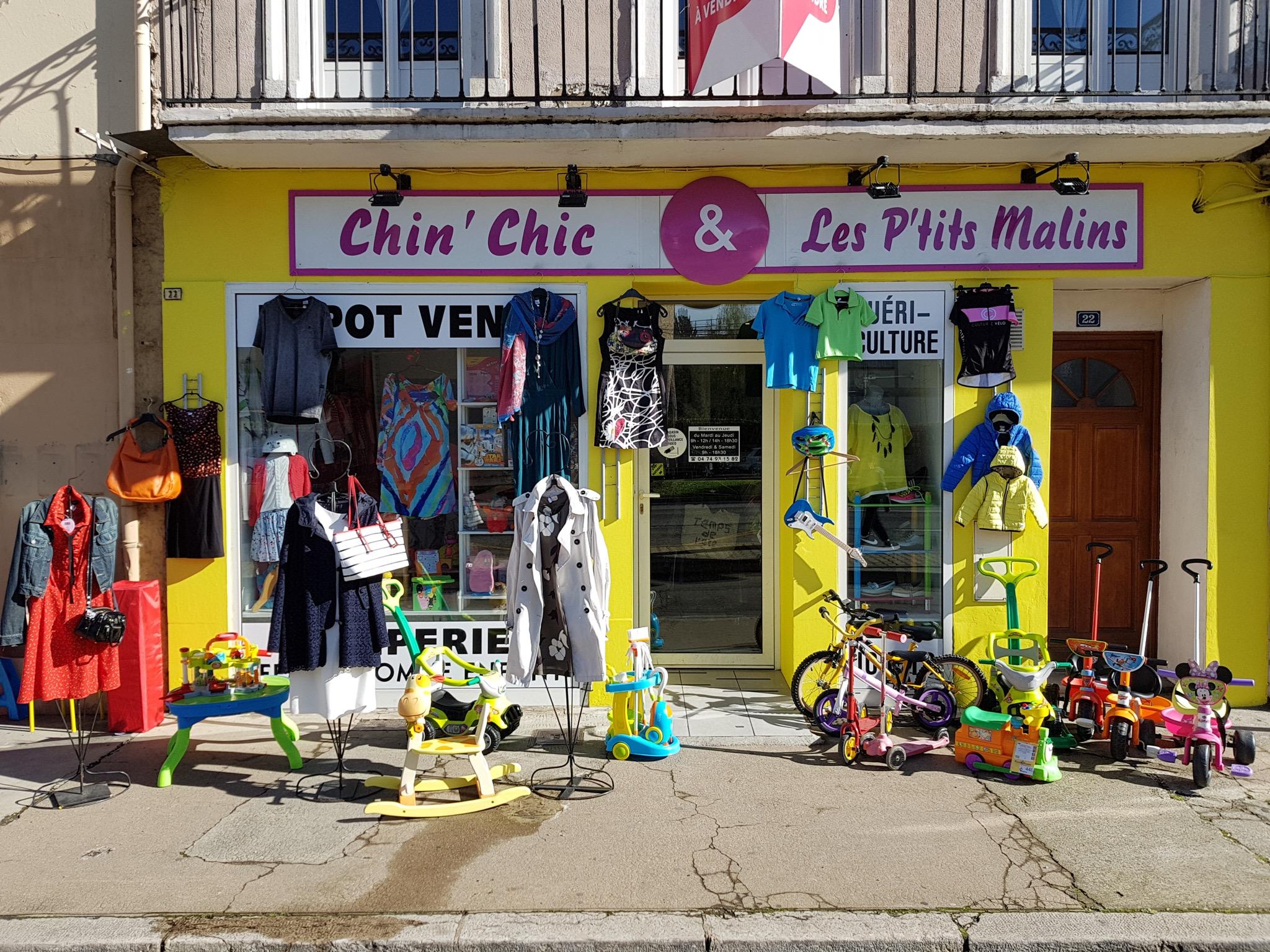 Depot Vente Et Friperie A Bourgoin Jallieu Vetements Occasion Jouets Et Objets D Occasion Et Neufs Depot Vente Chin Chic Les P Tits Malins