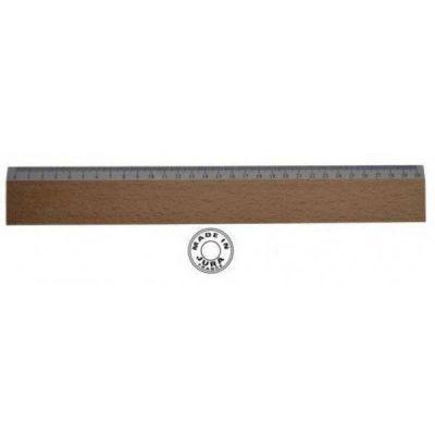 Règle en bois 30 cm