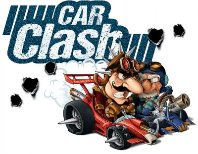 Jeu de course Car clash