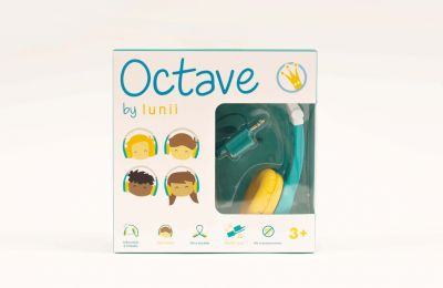 Casque audio pliable Octave