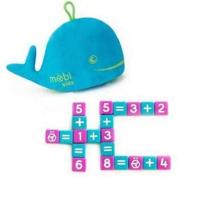 Jeu de calcul Scrabble des maths Mobi pour les petits