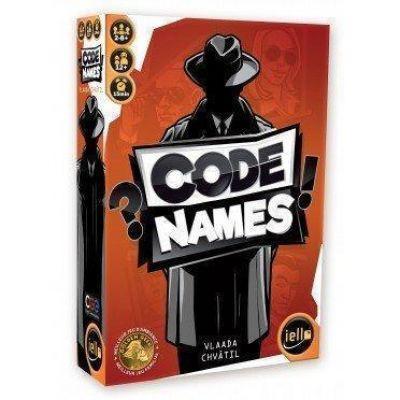Jeu d'ambiance Code names