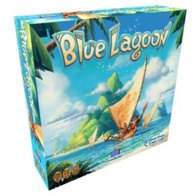 A-PROMOTIONS Jeu de stratégie Blue Lagoon