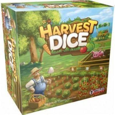 A-PROMOTIONS Jeu de dés et de légumes Harvest Dice