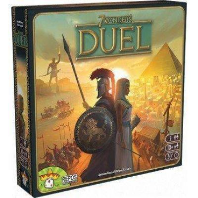 Jeu de développement 7 wonders Duel 2 joueurs