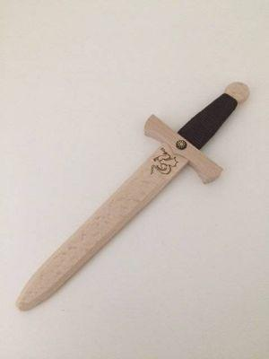 Dague en bois