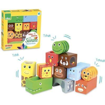 Cubes sonores