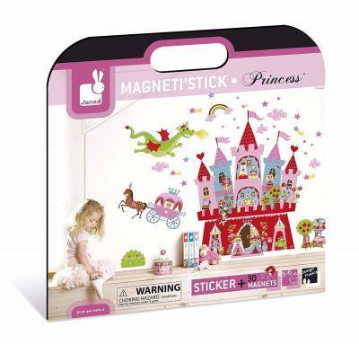 A-PROMOTIONS Sticker magnétique Princesses