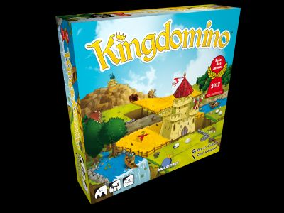 Jeu de domino Kingdomino