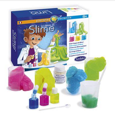 Activité créative kit scientifique Slime