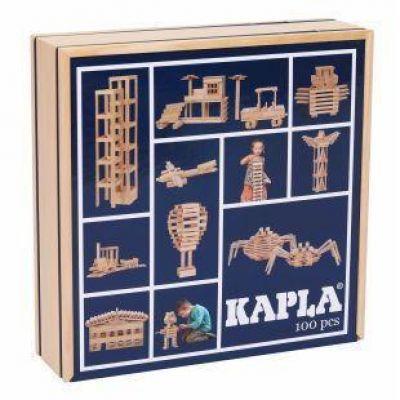 Jeu de construction Kapla Boite 100 planchettes