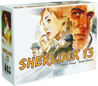Jeu d'enquête Sherlock 13