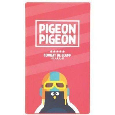 Jeu de bluff Pigeon pigeon