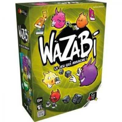 Jeu de rapidité Wazabi