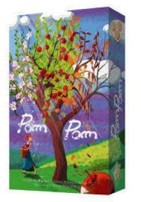 Jeu de récolte de fruits et légumes de saisons Pom pom