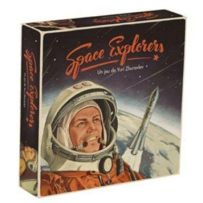 Jeu de développement Space explorers