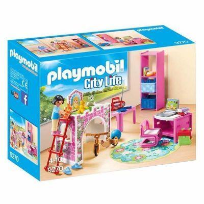Playmobil Chambre d'enfants de la maison moderne