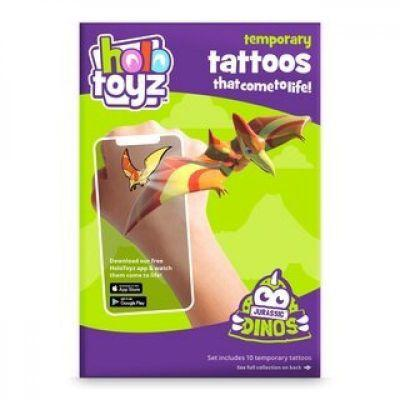Animation interactive 3D Tatouage interactif Holo toyz