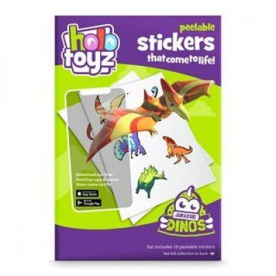Animation interactive 3D Sticker interactif Holo toyz