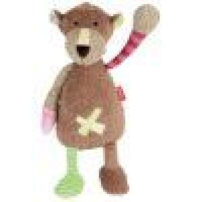 Peluche ours patchwork sweety