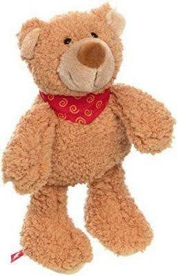 Peluche ours brun gildehard petit