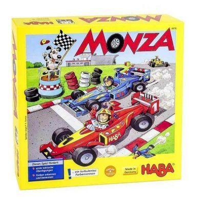Jeu de course tactique Monza