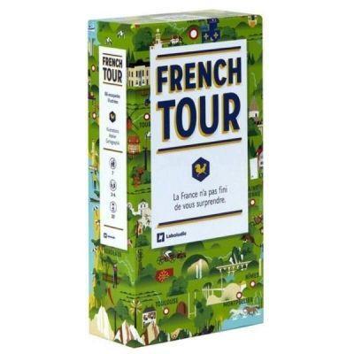 Jeu de découverte French Tour