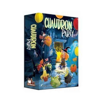 Jeu de mémoire Chaudron party