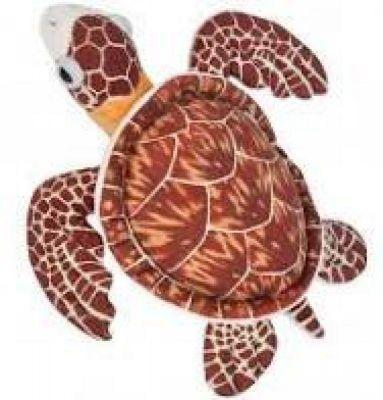 Peluche tortue Wild Républic 20 cm