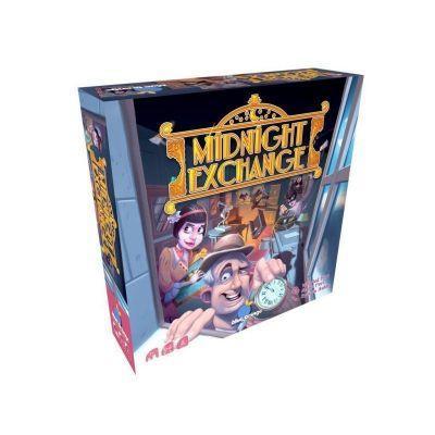 Nouveautés Jeu d'échanges Midnight Exchange (Arsène Lupin)