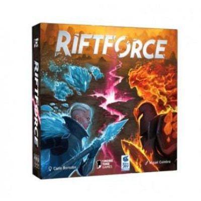 Nouveautés Jeu d'affrontement Rift Force 2 joueurs