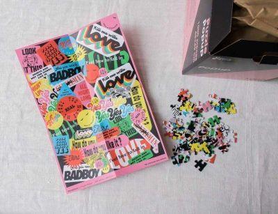Nouveautés Puzzle 1000 pièces Adulte Made in France