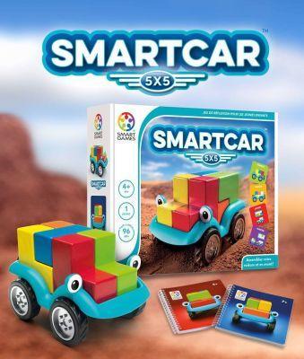 Jeu de logique Smart Car