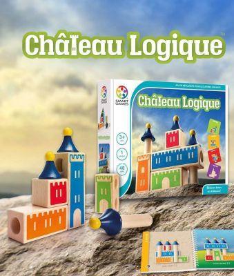 Jeu de logique Château Logique