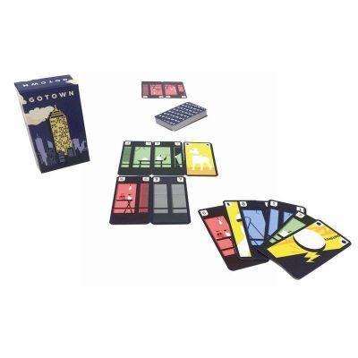 Jeu de cartes Gotown