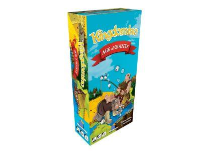 Jeu de domino Kingdomino Age of Giants extension