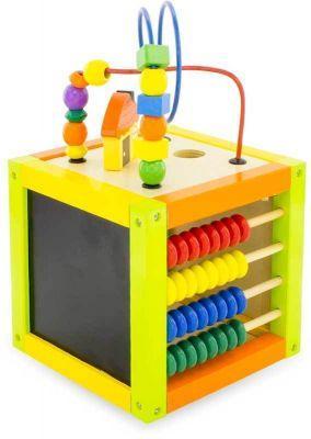 Cube multi-activités