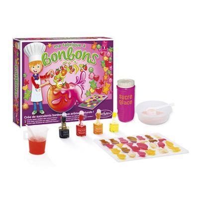 Activité Créative Coffret Kiosque à Bonbons jeu éducatif