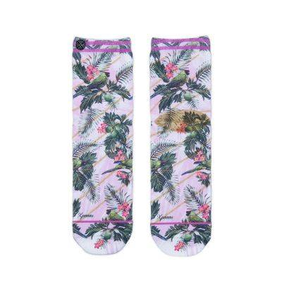 Chaussettes XPOOOS perroquets