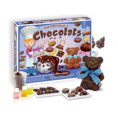 Activité Créative Coffret Kiosque à Chocolats jeu éducatif
