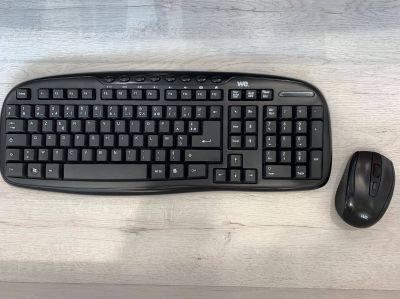 Pack clavier-souris sans fil WE