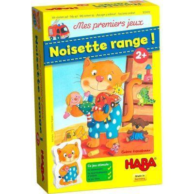 Mes premiers jeux Noisette range jeu coopératif de classement