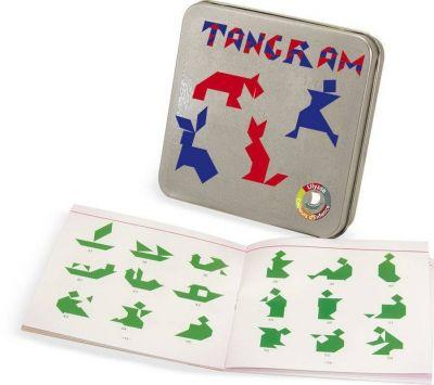 Jeu du Tangram battle