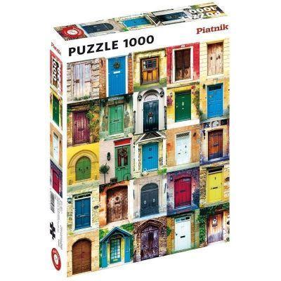 Puzzle 1000 pièces Adulte Capsules