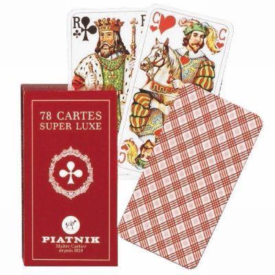 Jeu de tarot 78 cartes