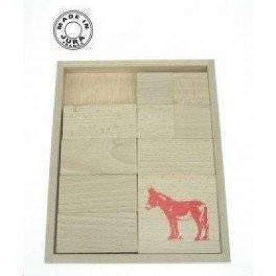 A-PROMOTIONS Jeu de l'âne rouge