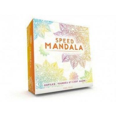 Jeu d'observation Mandala